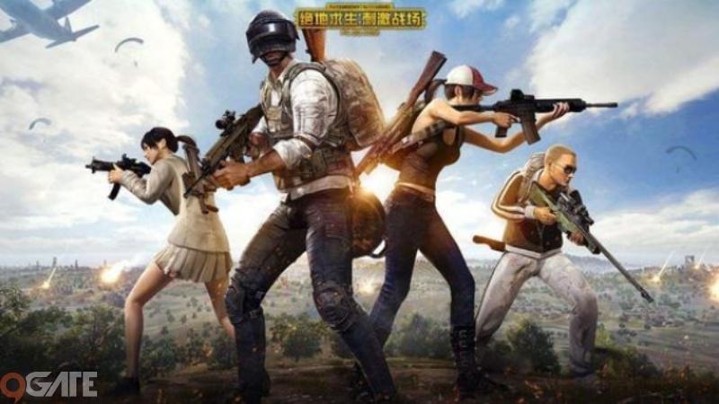 """Lý do Tencent không thể khóa nick mặc dù game thủ PUBG Mobile """"hack xuyên tường"""""""