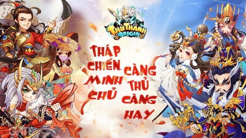 Thủ Thành Origin - Game chiến thuật thủ thành Tam Quốc sắp được phát hành tại Việt Nam