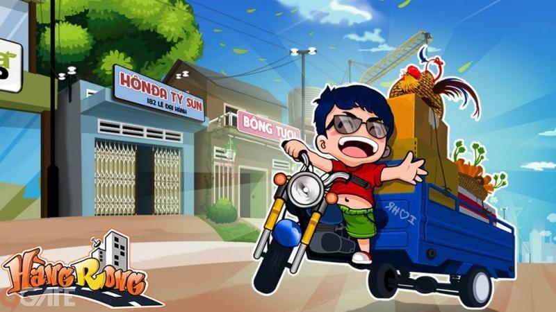 Hàng Rong Mobile: Tựa game mang tuổi thơ trở lại do chính tay người Việt làm