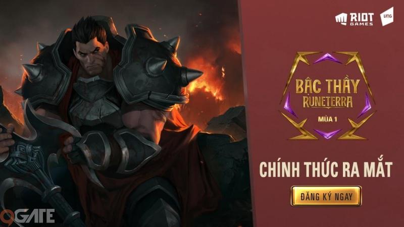 Thời khắc của game thủ Huyền Thoại Runeterra đã đến: Giải đấu Bậc Thầy Runeterra chính thức khởi tranh