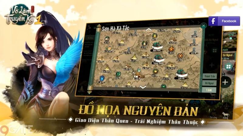 VNG chính thức hé lộ hình ảnh VLTK Mobile mới: Mang phiên bản 2D kinh điển 2005 lên di động