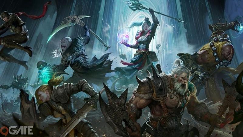 Chính thức lộ diện Diablo bản Mobile: Giữ phong cách 'cày cuốc' huyền thoại