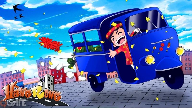 Hàng Rong Mobile chính thức công bố thời điểm ra mắt game thủ Việt