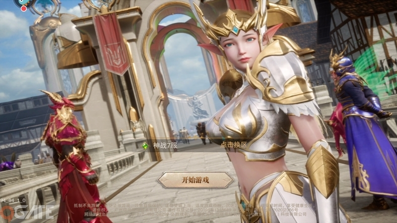 Vinh Diệu Đại Thiên Sứ: Video trải nghiệm game