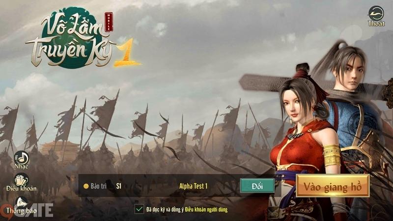 Võ Lâm Truyền Kỳ 1 Mobile: Video trải nghiệm game