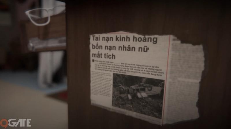Tai Ương: Game kinh dị 100% Việt Nam và câu chuyện lạnh gáy về sự mất tích bí ẩn của bốn cô gái trẻ