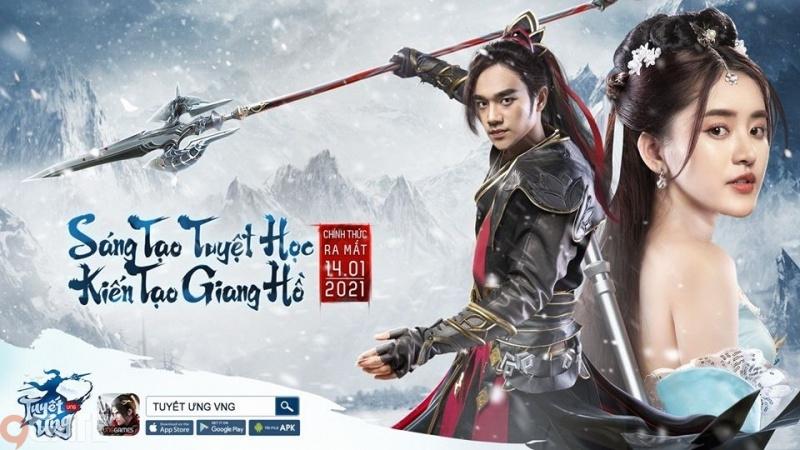 Tuyết Ưng VNG bứt phá giới hạn sáng tạo tuyệt học, cho người chơi phát triển đến 80 bộ kỹ năng