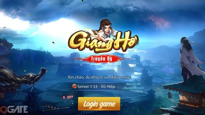 Giang Hồ Truyền Kỳ: Video trải nghiệm game