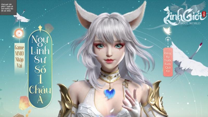 Linh Giới 3D - Game mobile đề tài Ngự Linh Sư sắp ra mắt tại Việt Nam