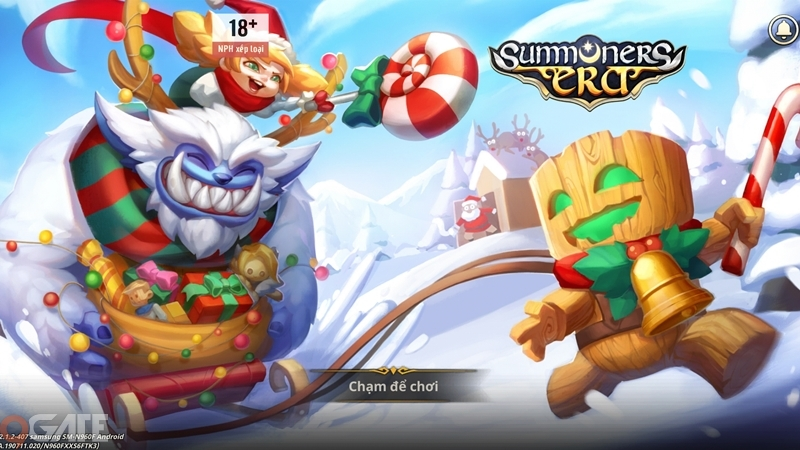 Summoners Era: Video trải nghiệm game