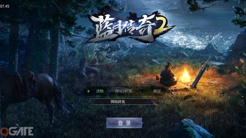 Lam Nguyệt Truyền Kỳ 2: Video trải nghiệm game