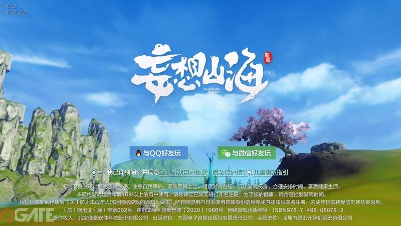 Vọng Tưởng Sơn Hải: Video trải nghiệm game