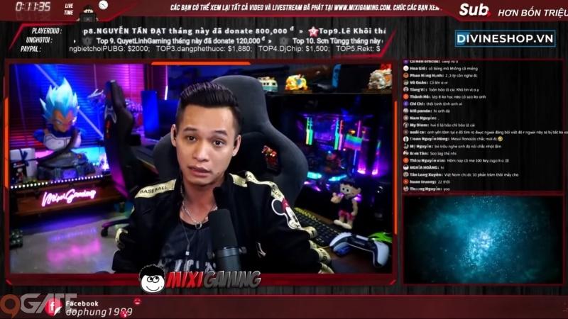 Độ Mixi bức xúc, nói sự thật phũ phàng về việc làm YouTube kiếm tiền tỷ tại Việt Nam