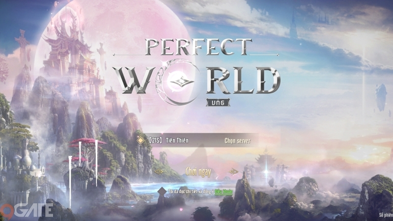 Perfect World VNG: Video trải nghiệm game