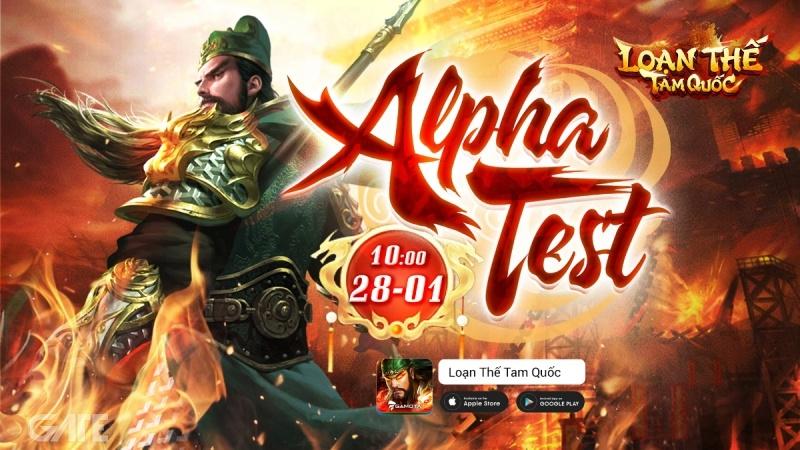 Loạn Thế Tam Quốc chính thức Alpha Test: Điểm hẹn của chư vị quân sư yêu thích chiến thuật