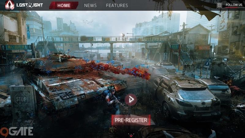 Xuất hiện siêu phẩm game mobile sinh tồn mới cực đẹp từ đại kình địch của Tencent