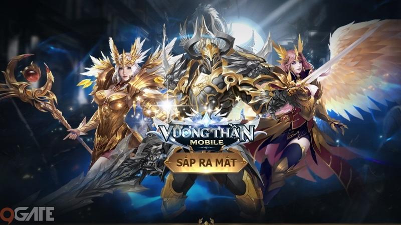 Vương Thần Mobile: Dòng game thần thoại Châu Âu, tái khởi hoàng kim ngay trong tháng 2/2021