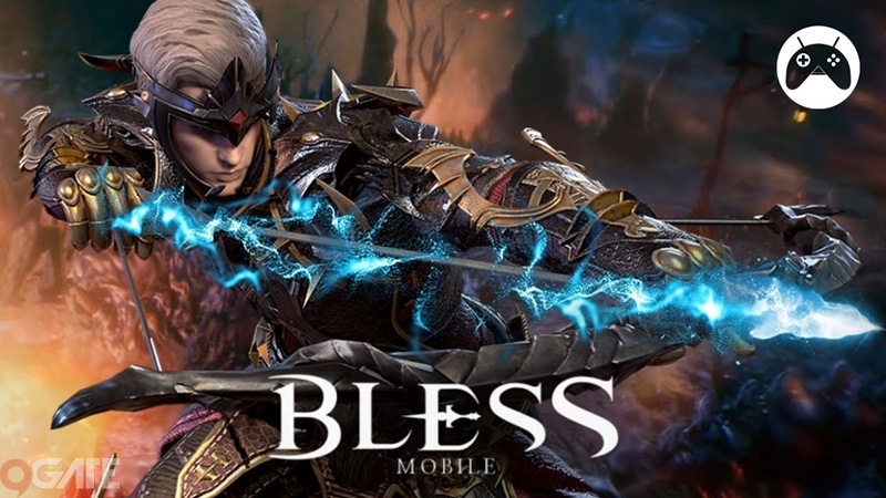 Bless Mobile: Video trải nghiệm game