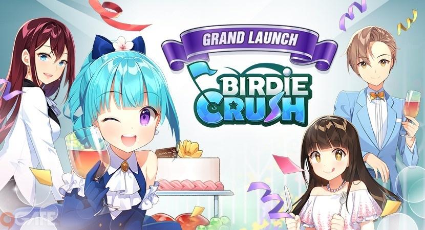 Birdie Crush chính thức phát hành toàn cầu với 11 ngôn ngữ khác nhau