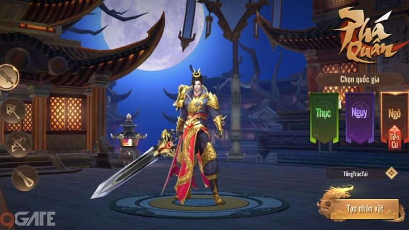 Chiến Long Tam Quốc – Game nhập vai Tam Quốc duy nhất ra mắt vào dịp Tết 2021
