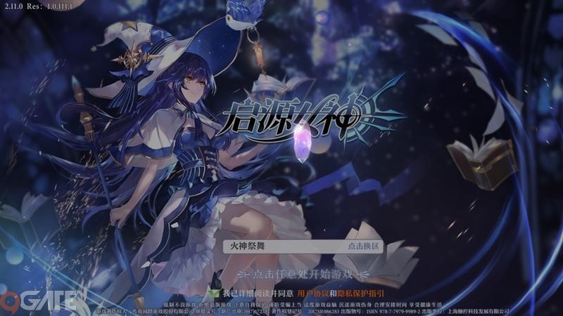 Khải Nguyên Nữ Thần: Video trải nghiệm game