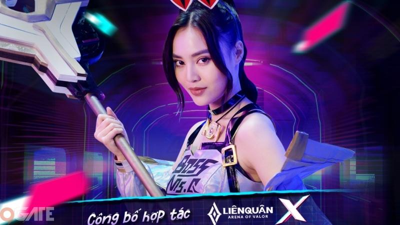 Garena tiếp tục bắt tay với KOLs khủng trong dự án tung ra skin Việt Nam FREE mới