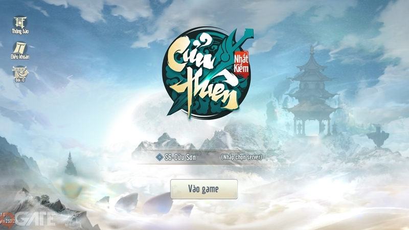 Nhất Kiếm Cửu Thiên: Video trải nghiệm game