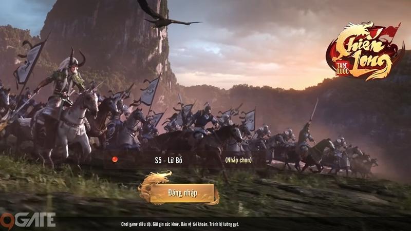 Chiến Long Tam Quốc: Video trải nghiệm game