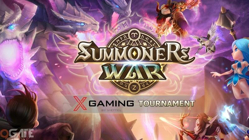 Summoners War hợp tác cùng Viettel tổ chức giải đấu online cực hấp dẫn
