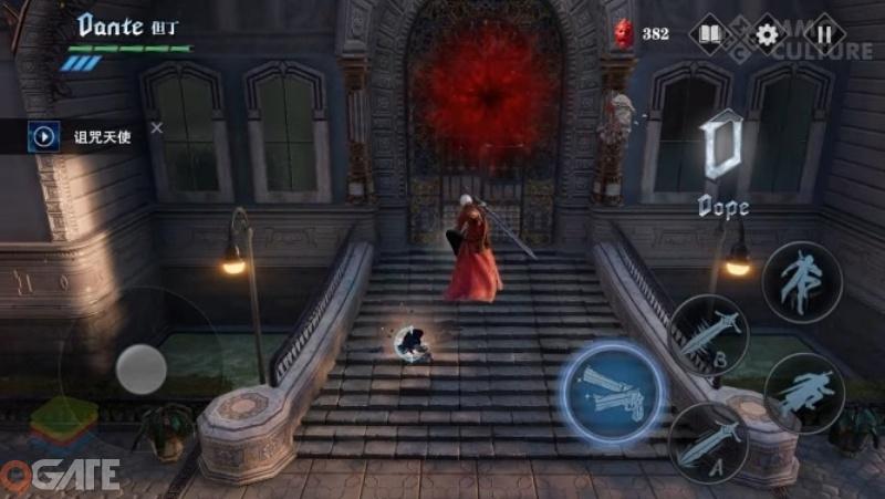 Trải nghiệm Devil May Cry Mobile: Game hành động RPG trên di động từ chính chủ Capcom
