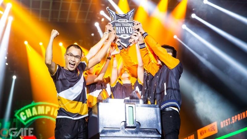 BTS lên ngôi vô địch, bước thẳng vào chung kết giải đấu quốc tế lớn nhất của Free Fire