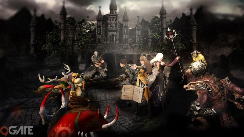 Khám phá vẻ đẹp huyền bí của 7 class nhân vật trong Forsaken World: Thần Ma Đại Lục