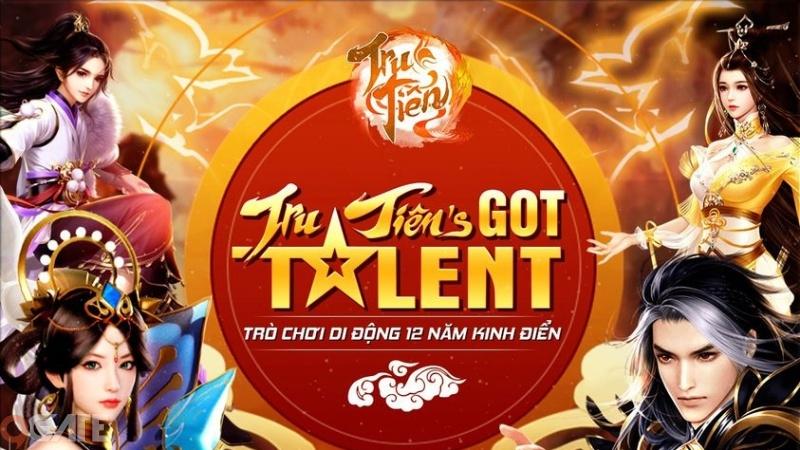 Tru Tiên's Got Talent - Cuộc thi tìm kiếm tài năng dành riêng cho fan Tru Tiên 3D