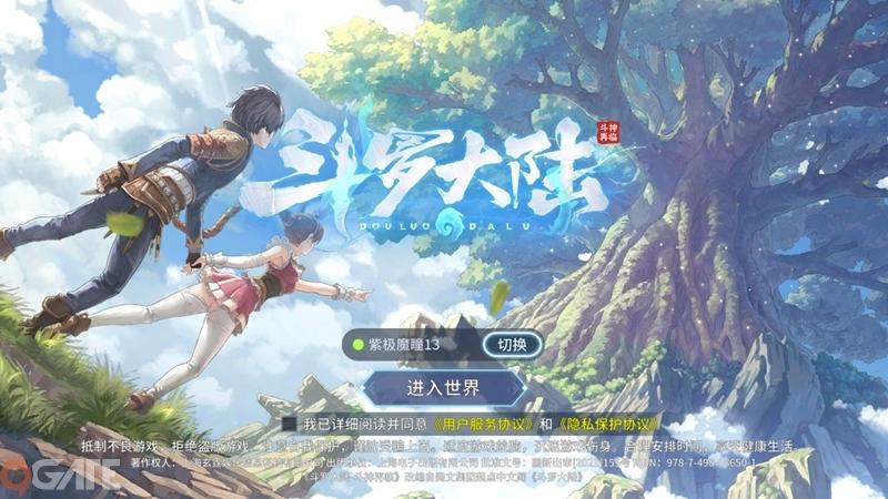 Đấu La Đại Lục - Đấu Thần Tái Lâm: Video trải nghiệm game (OB 28/4)