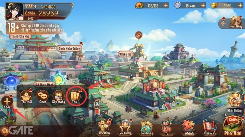 Bùng nổ lượng người chơi trong ngày đầu ra mắt, Tân OMG3Q VNG tung giftcode xịn tặng game thủ