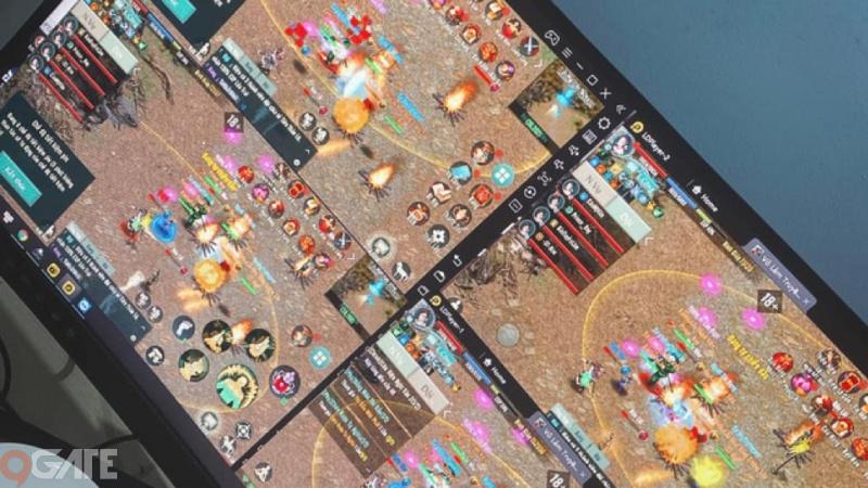 """Game thủ VLTK 1 Mobile đua nhau hỏi cấu hình PC để treo """"acc"""", nhiều người chạy tới tận 4 tài khoản vù vù"""