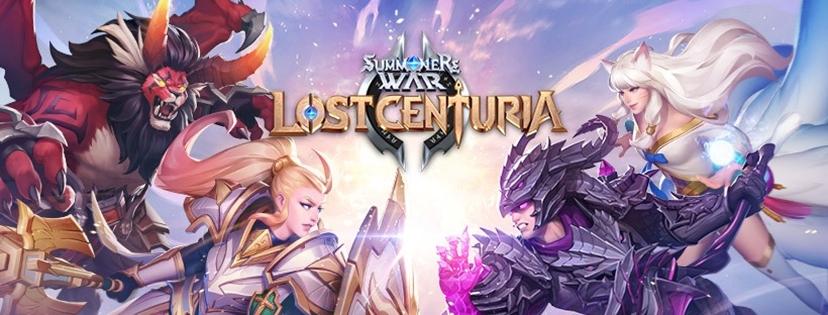 Lost Centuria