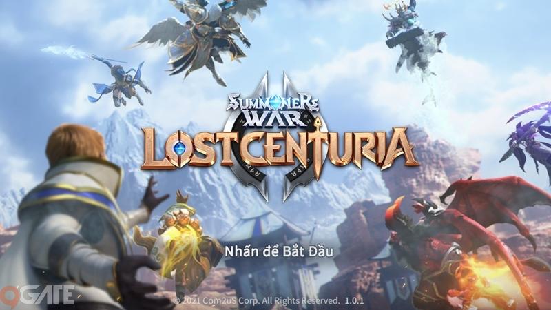 Lost Centuria: Video trải nghiệm game (OB 30/4)