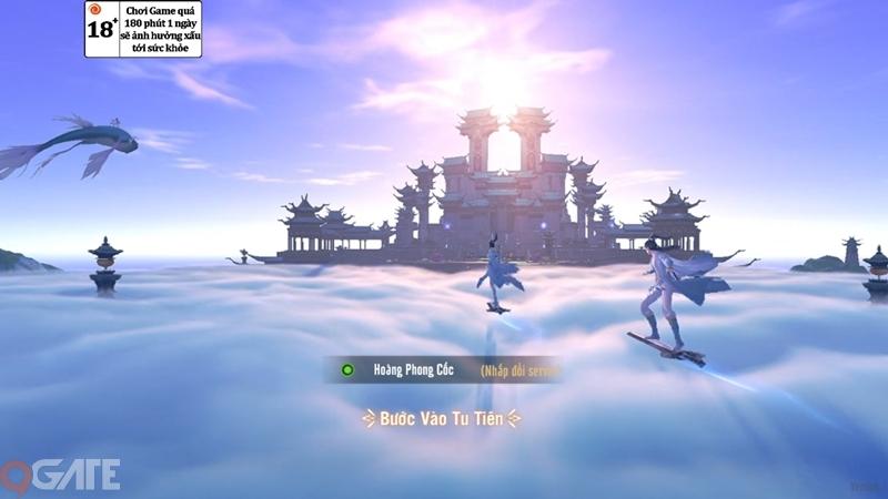 Phàm Nhân Tu Tiên Mobile: Video trải nghiệm game (AT 5/5)