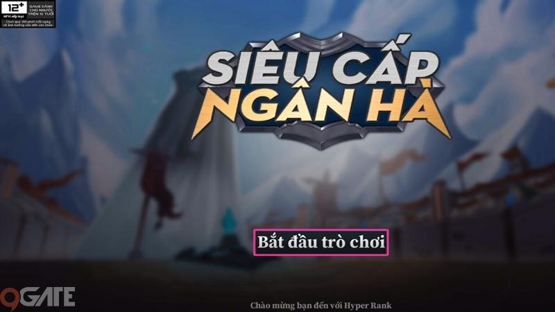 Siêu Cấp Ngân Hà: Video trải nghiệm game (OB 5/5)