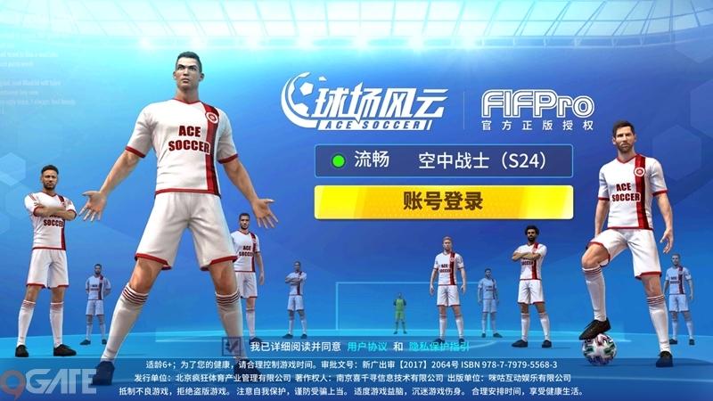 Sân Bóng Phong Vân: Video trải nghiệm game (OB 17/5)