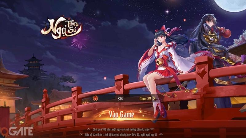 Ngự Thần Sư VTC: Video trải nghiệm game (OB 3/6)