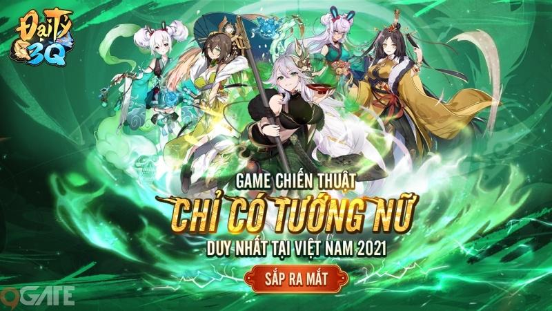 Đại Tỷ 3Q - Siêu phẩm nữ tướng duy nhất chính thức cập bến Việt Nam