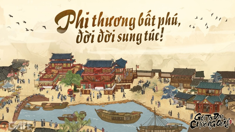 Nối tiếp thành công, NPH SunGame chuẩn bị ra mắt Gọi Ta Đại Chưởng Quỹ tại Việt Nam