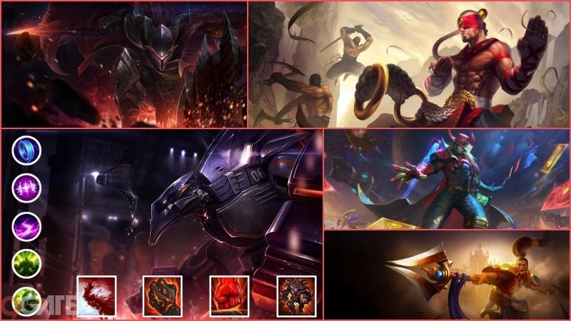 Tốc Chiến: Top 5 vị chiến thần 'hot pick' mà game thủ hay chơi ở phiên bản 2.3