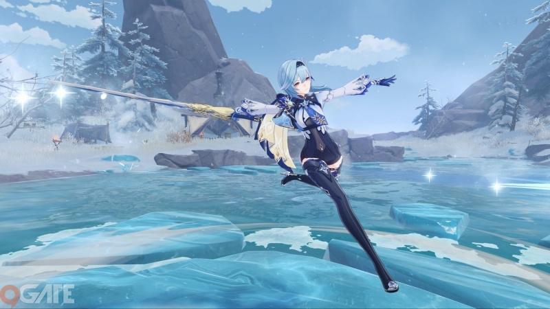 Genshin Impact: Top 5 nhân vật DPS tốt nhất tính tới thời điểm hiện tại