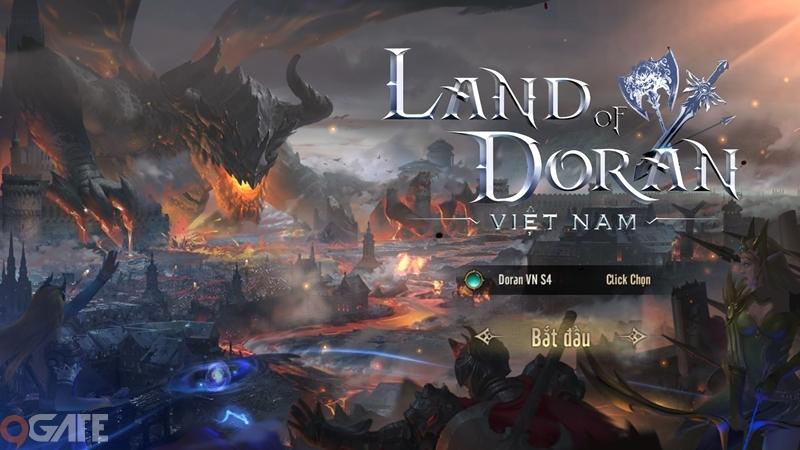 Land Of Doran: Video trải nghiệm game (CB 24/6)
