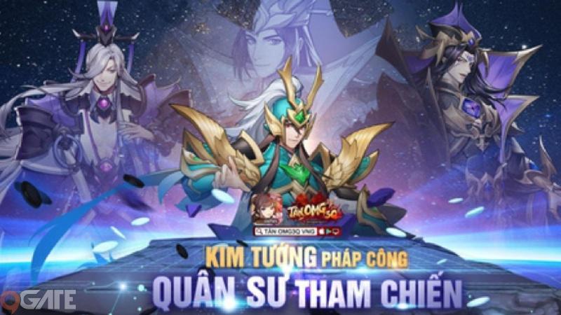 Tân OMG3Q VNG xuất hiện thêm 4 Kim Tướng mới khiến cộng đồng dậy sóng