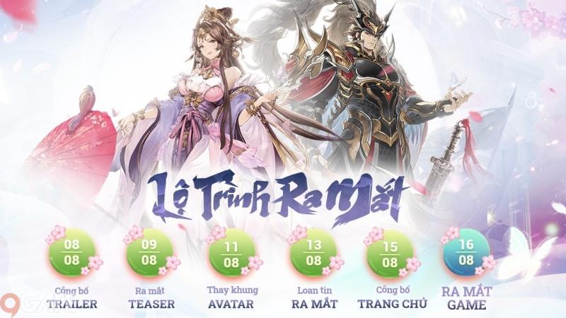 3Q CMN: Tựa game Tam Quốc với đồ họa đẹp mắt đã chính thức về Việt Nam