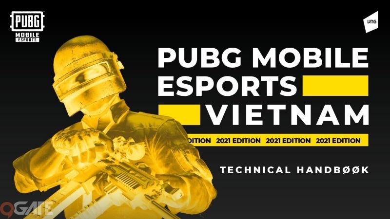 PUBG Mobile Việt Nam phát hành Sách Kỹ Thuật Thể Thao Điện Tử